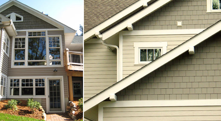 Decorative Window Trim Exterior Home Design