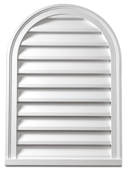 Fypon® Cathederal Non-Venting Louver