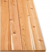 5/4 x 6 Architectural Knotty Cedar Decking