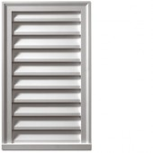 Fypon® Vertical Non-Venting Louver