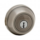 Kwikset® 780 Single Cylinder Antique Nickel Deadbolt