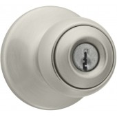 Kwikset® Polo Satin Nickel Entry Knob