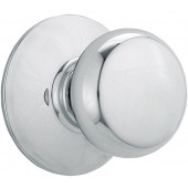 Schlage® Plymouth Bright Chrome Dummy Knob
